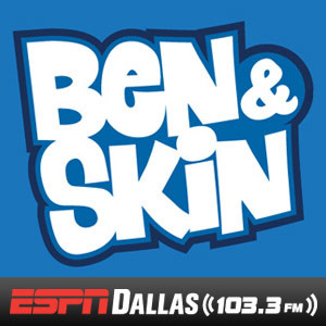 ESPN Dallas: The Ben & Skin Show