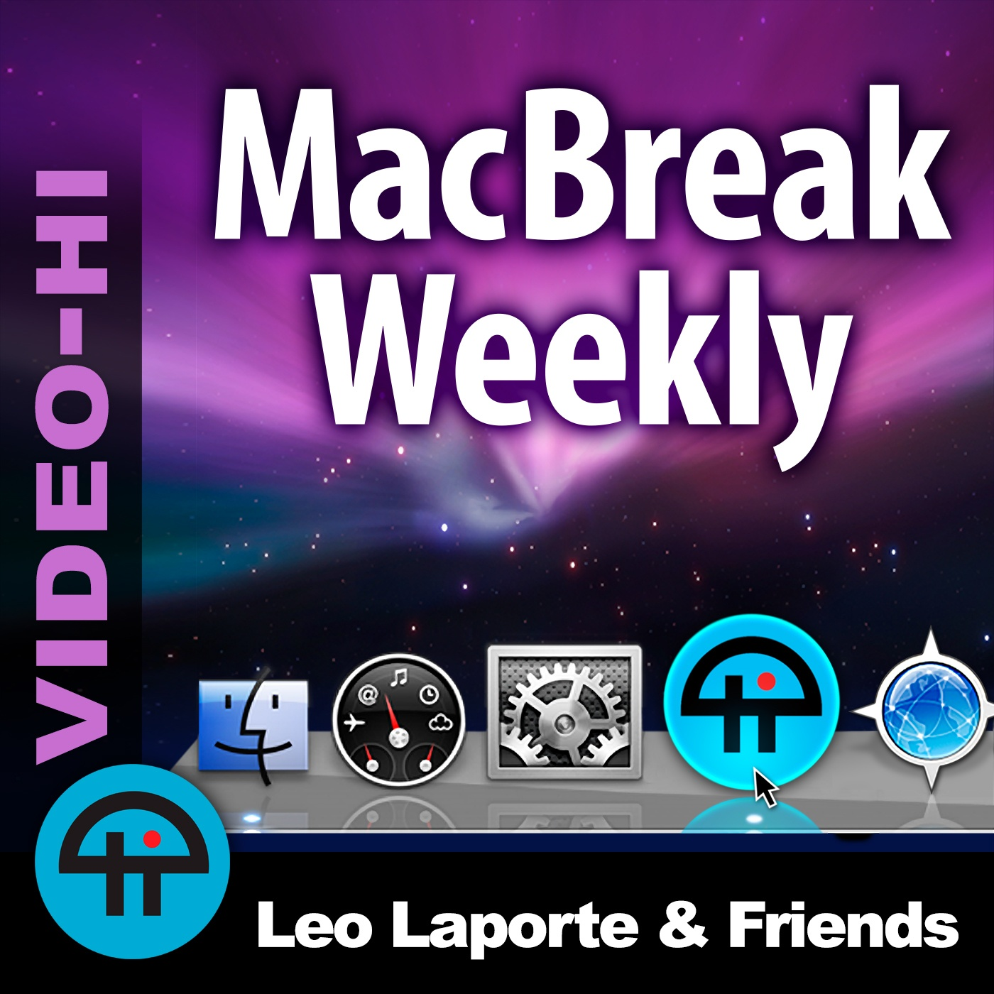 MacBreak Weekly (Video-HI)