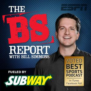 ESPN: The B.S. Report with Bill Simmons