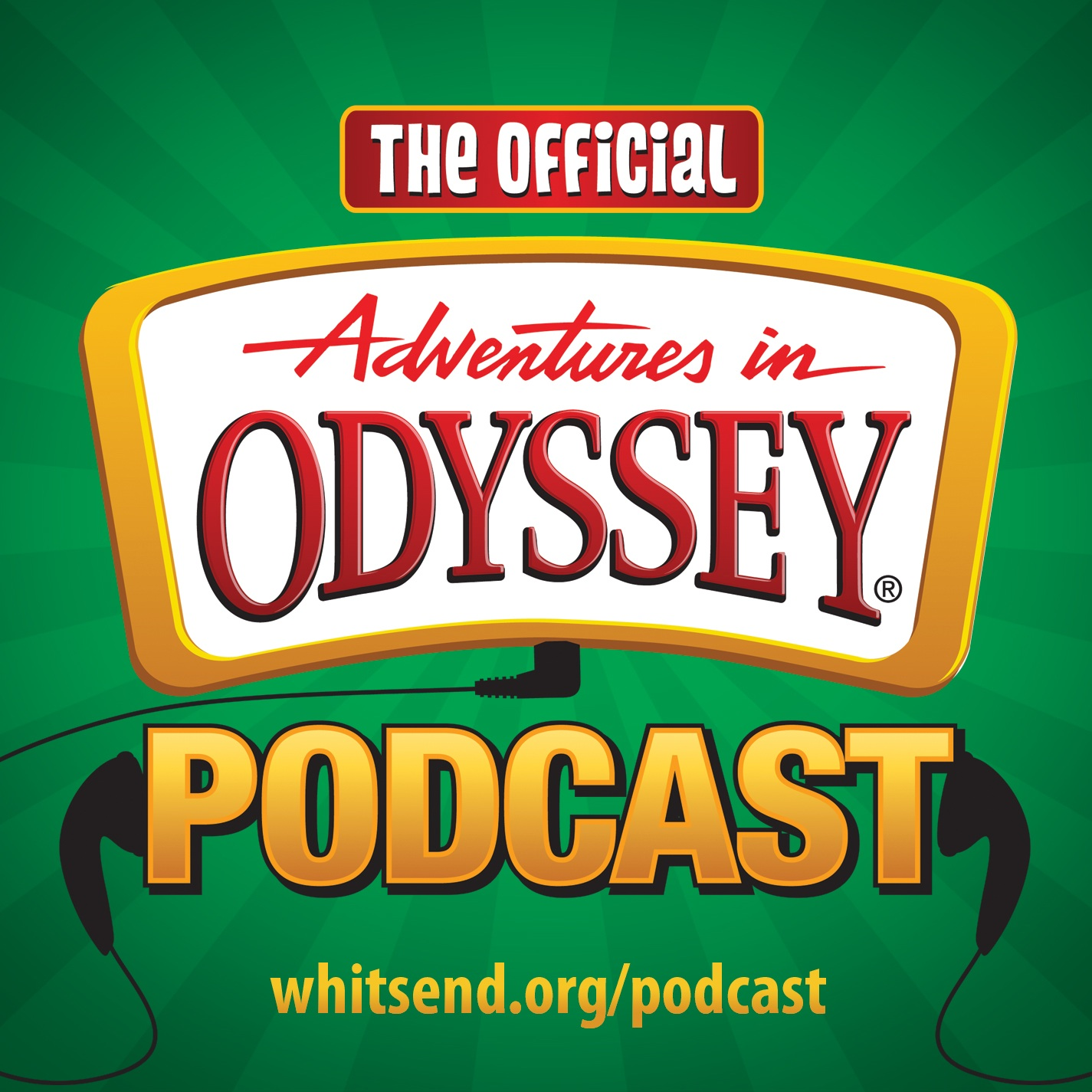 The Official Adventures in Odyssey Podcast