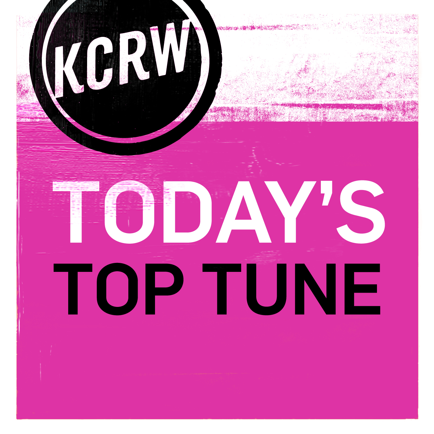 KCRW's Today's Top Tune