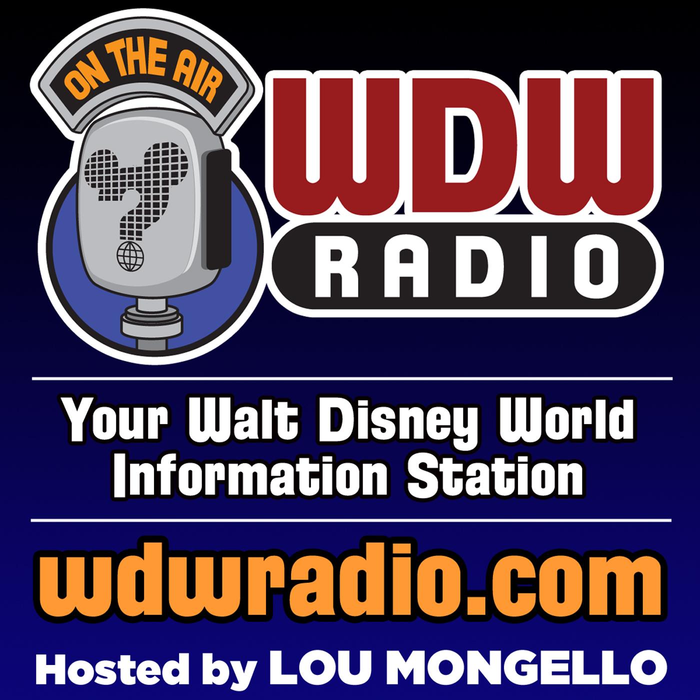 The WDW Radio Show - Your Walt Disney World Information Station