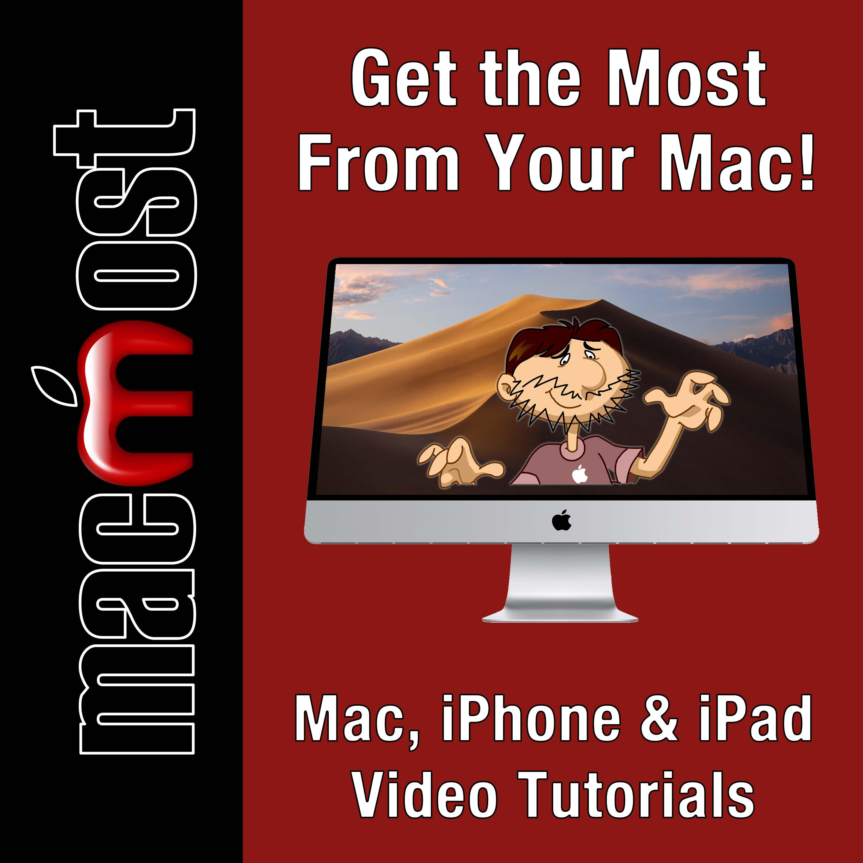 MacMost Now - Mac Tutorials