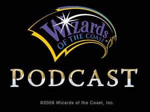 Wizards of the Coast Podcasts