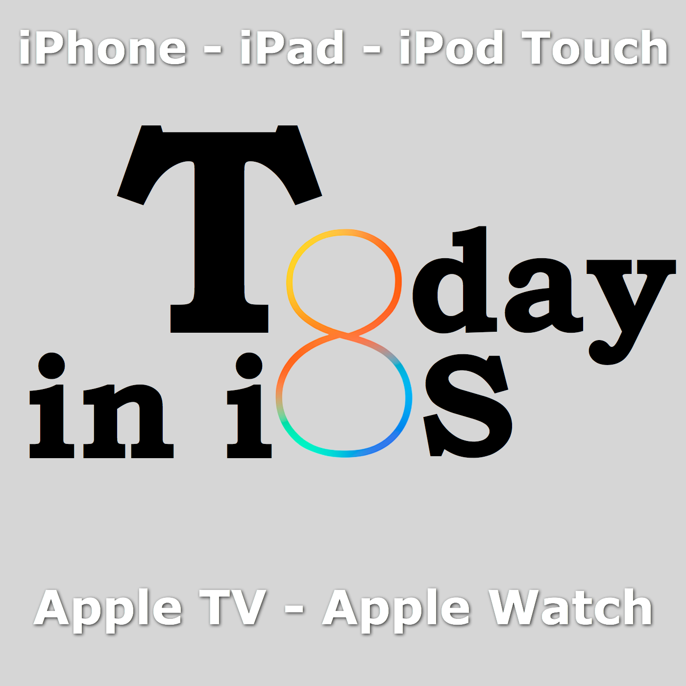 Today in iOS Podcast - The Unofficial iOS, iPhone, iPad, Apple Watch and iPod Touch News and iPhone Apps Podcast