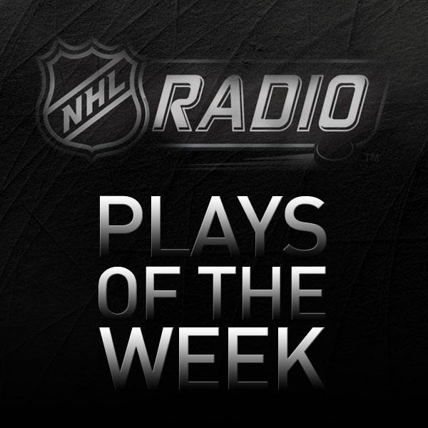 NHL Plays of the Week