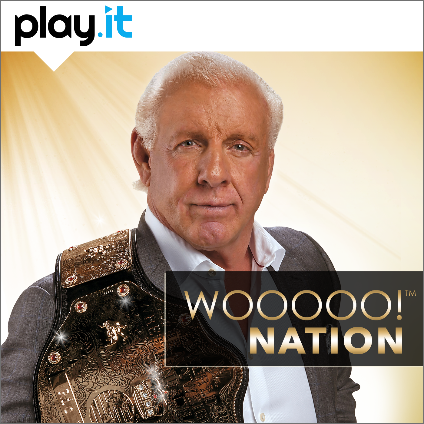 WOOOOO! Nation with Ric Flair