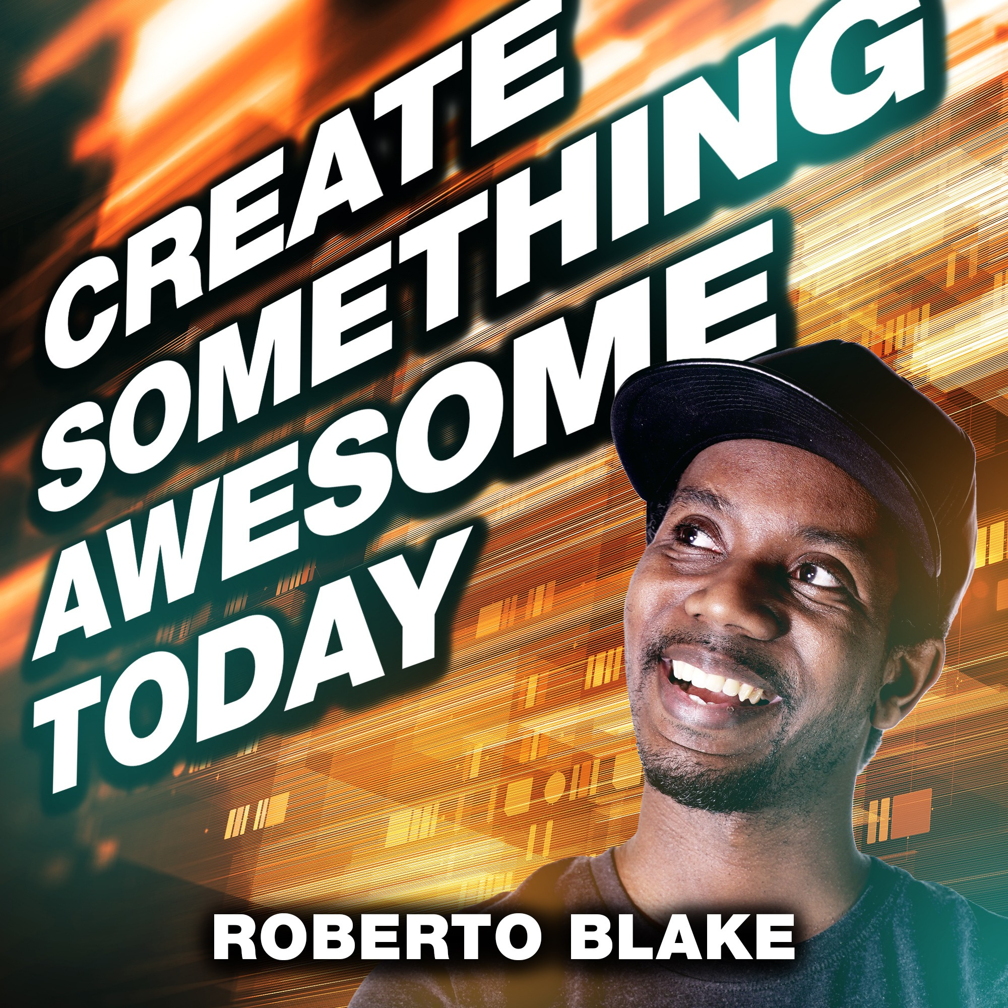 Create Something Awesome Today Podcast!