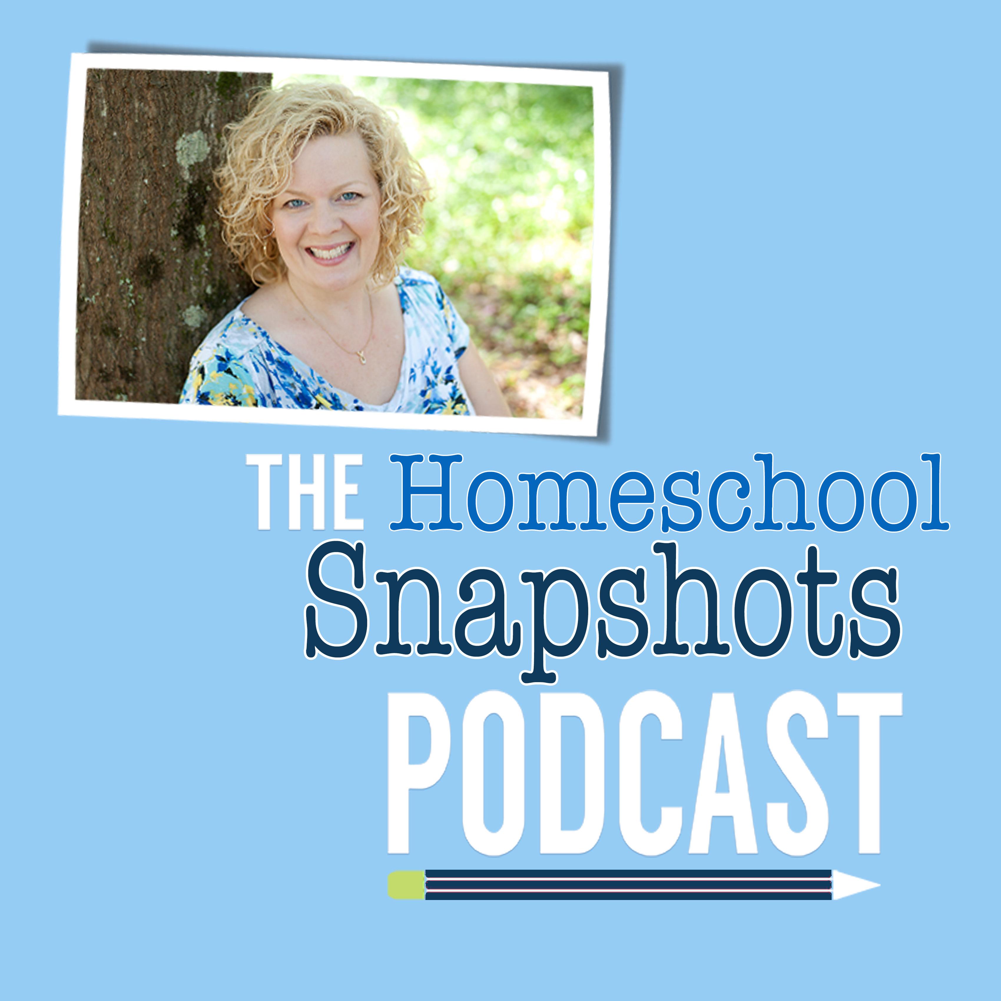 The Homeschool Snapshots Podcast