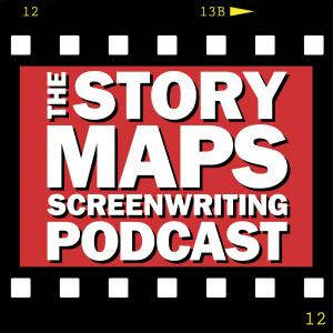 story maps screenwriting podcast detailed breakdowns of screenplays