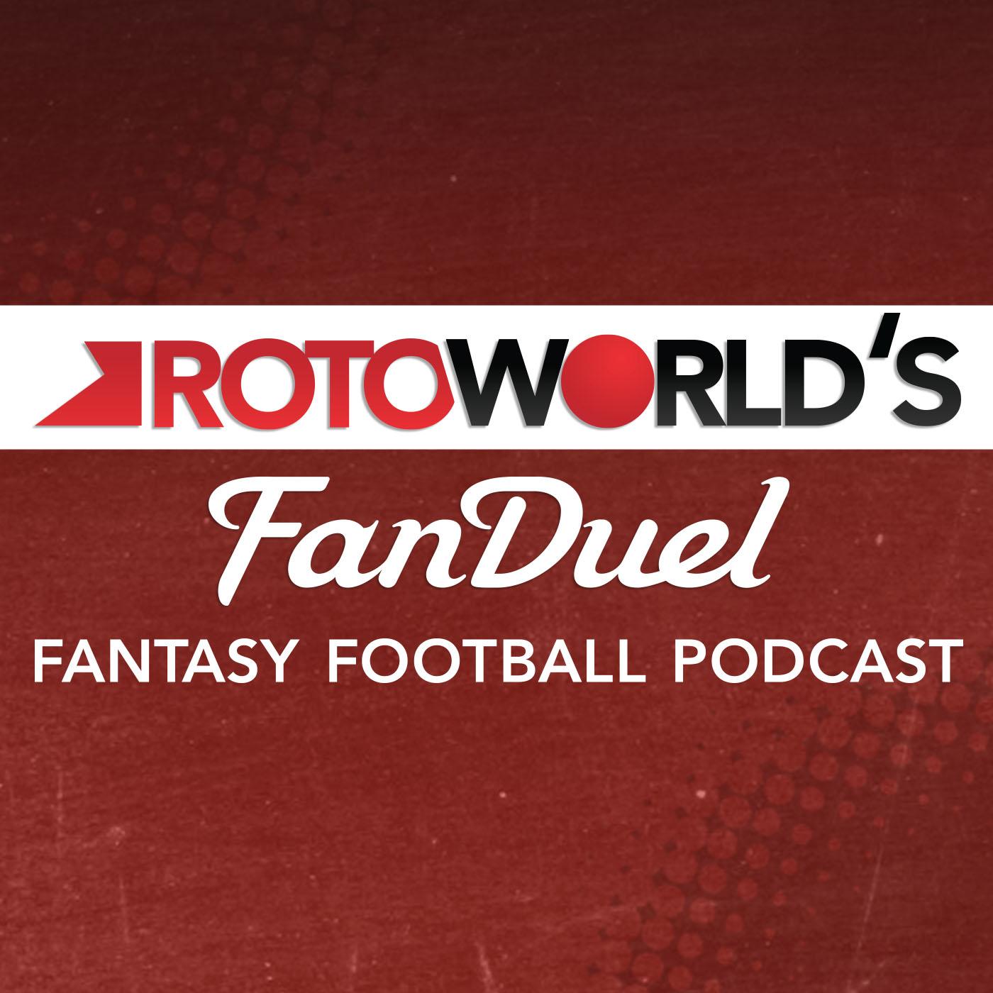 Rotoworld FanDuel NFL Pod
