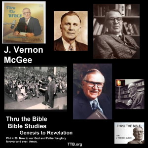 J  Vernon McGee - Thru the Bible - New Testament - Bible
