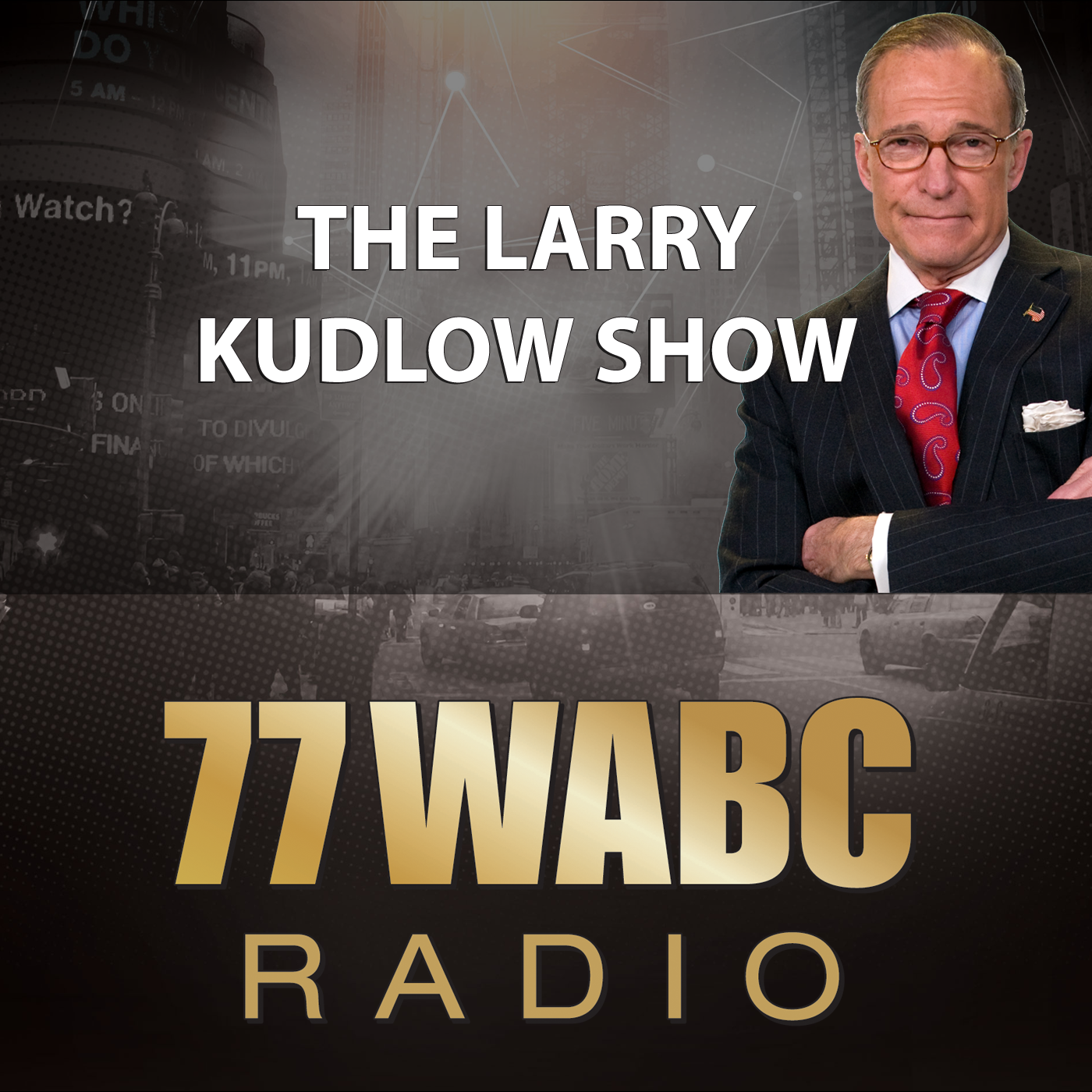 The Larry Kudlow Show on 77 WABC Radio