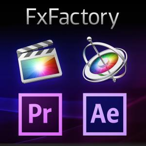 FxFactory - Final Cut Pro, Motion and AE plugins Podcast