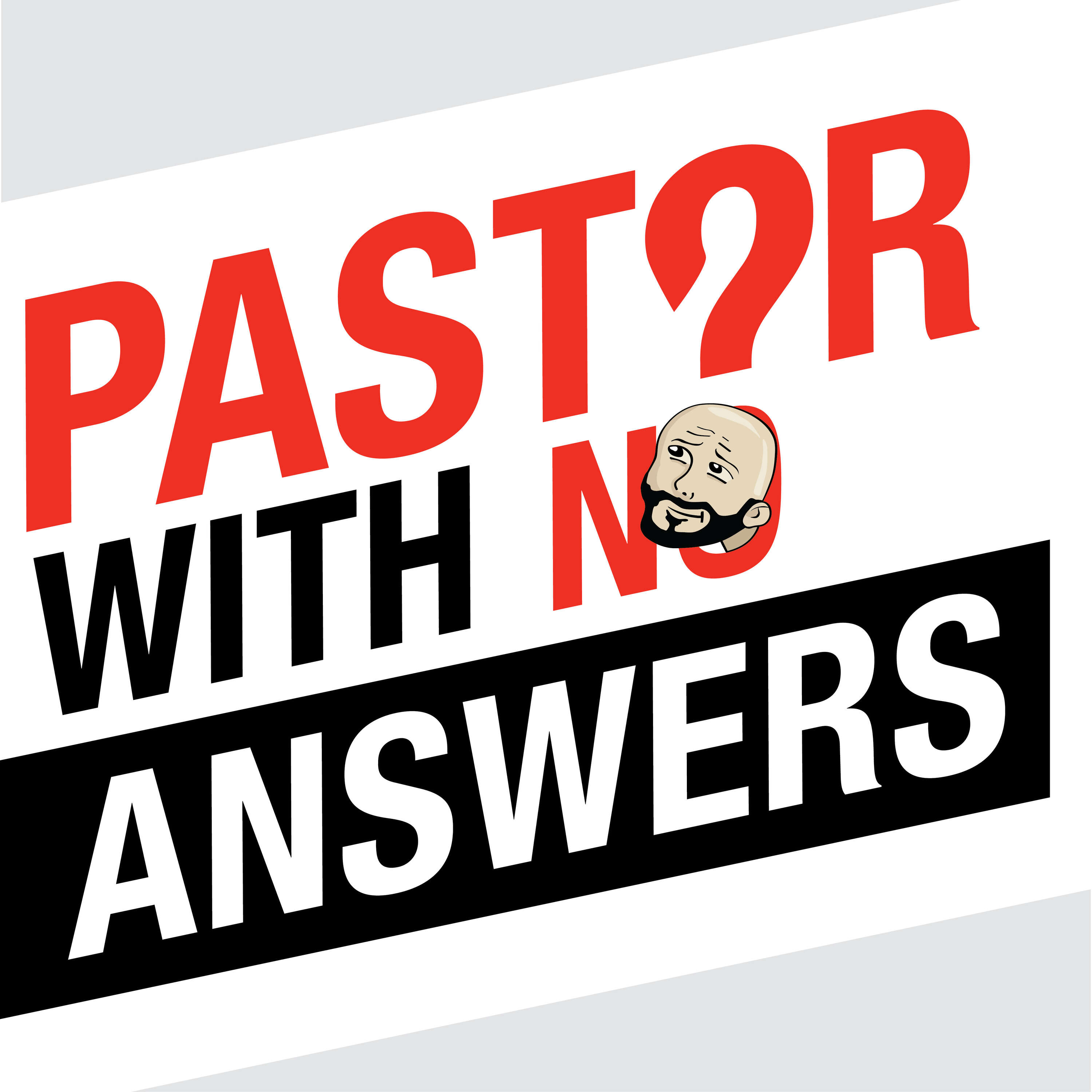 Pastor With No Answers