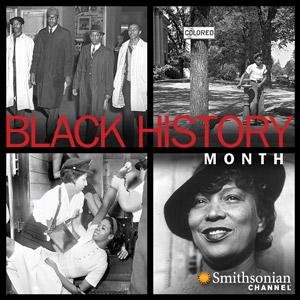 Smithsonian Channel Presents Black History Month Podcast | Free