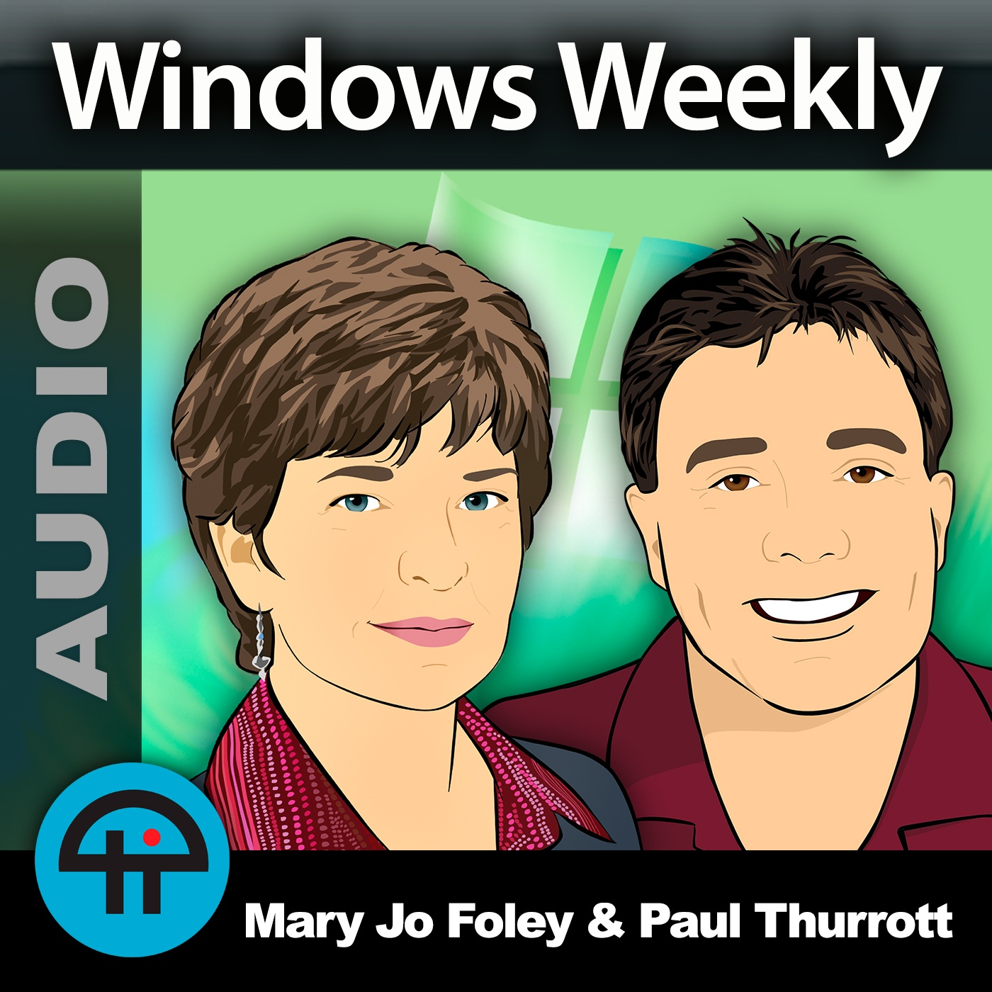 Windows Weekly (MP3)