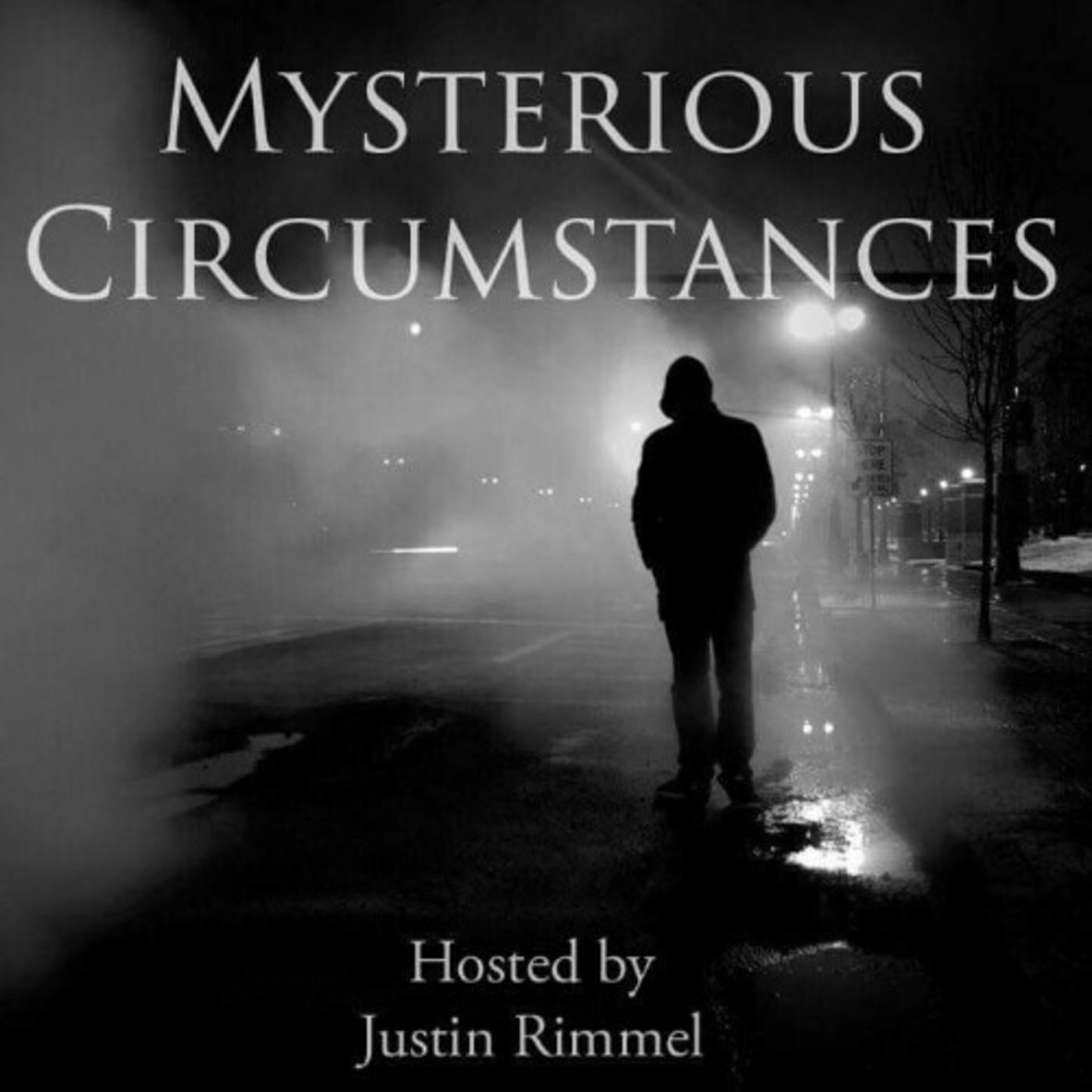 Mysterious Circumstances Podcast - The Bible Belt Strangler