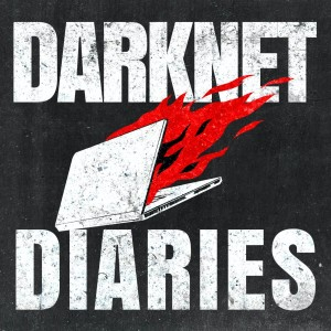 Darknet Diaries Podcast   Free Listening on Podbean App
