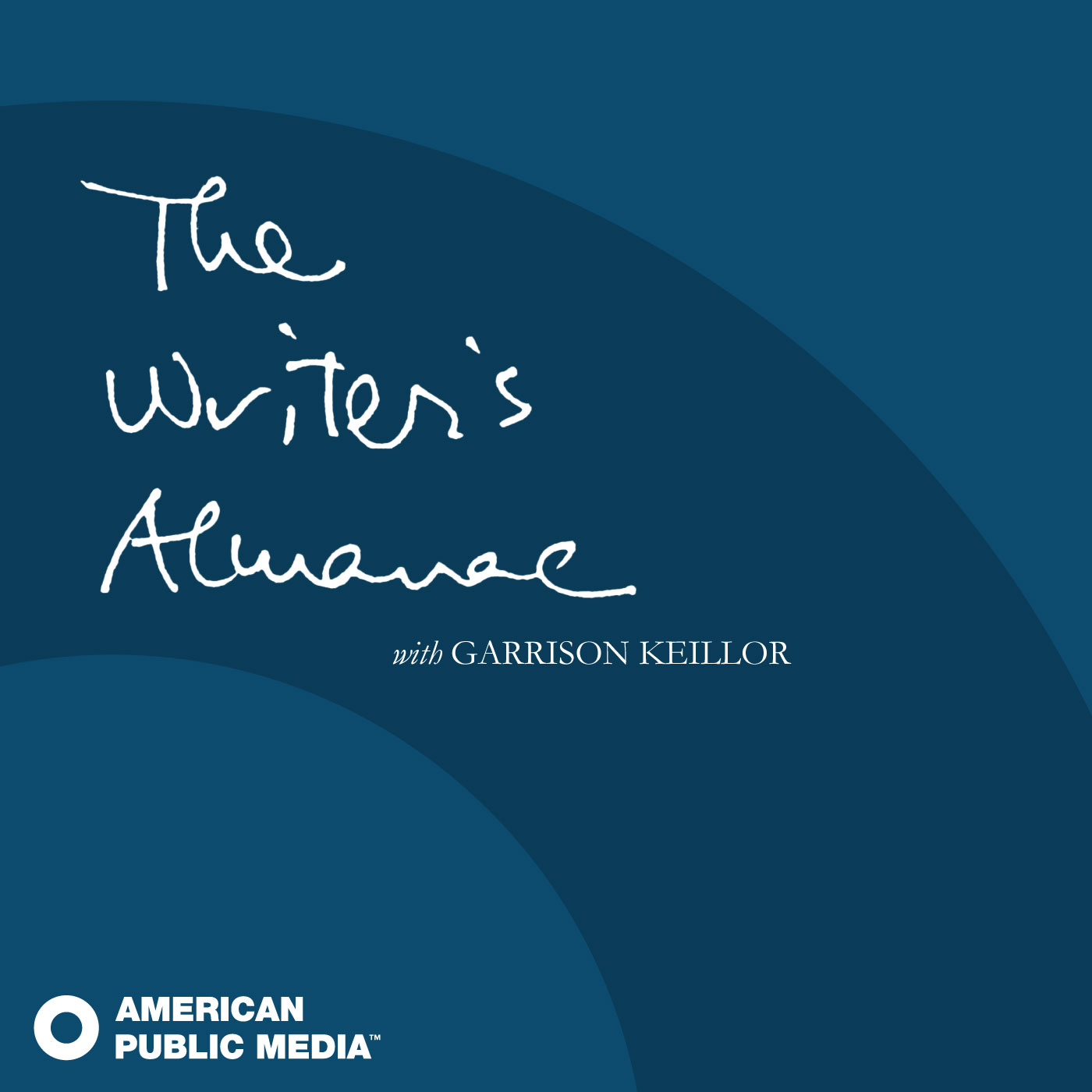 The Writer's Almanac with Garrison Keillor
