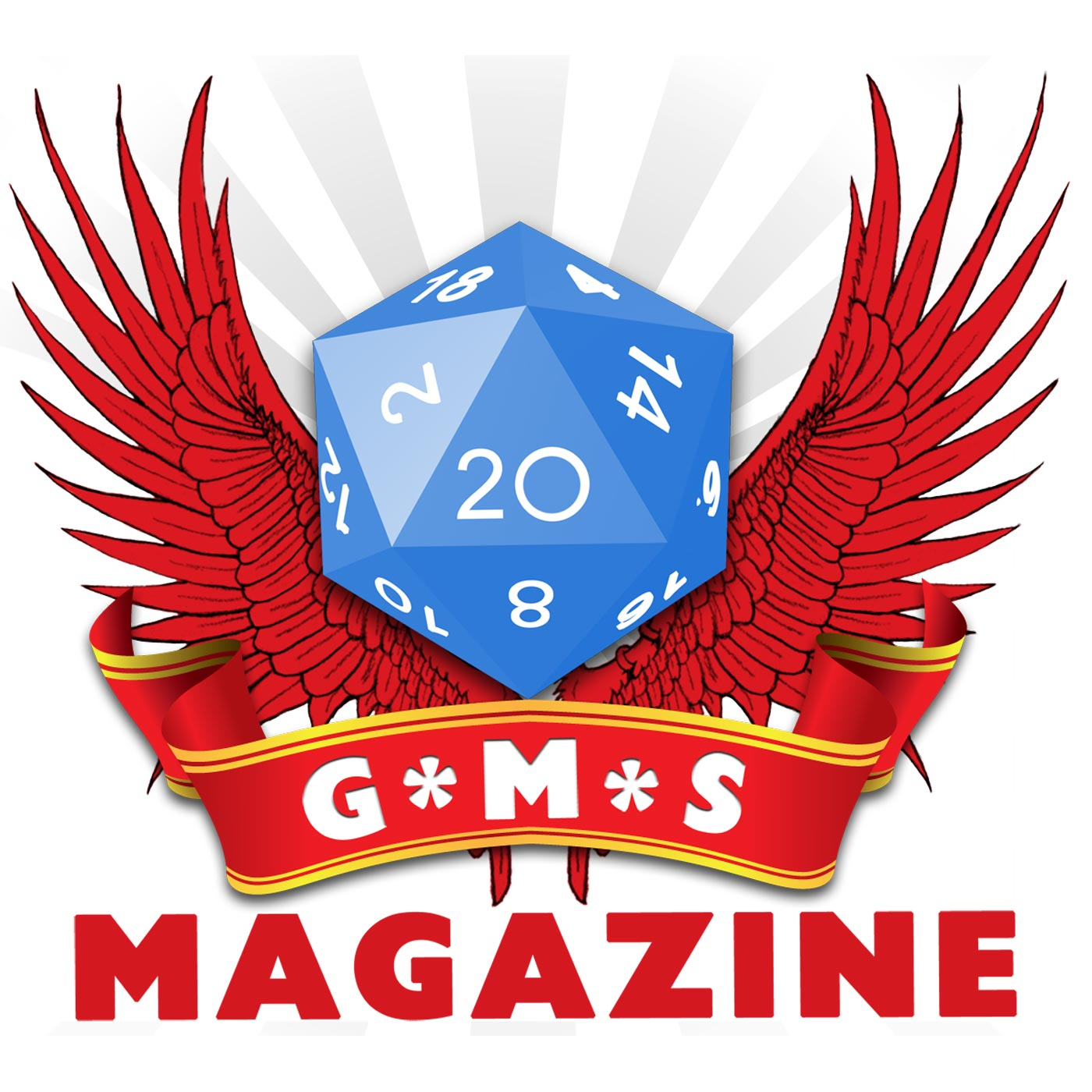 G*M*S Magazine Podcast  Channel logo