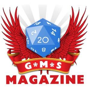 GMS Magazine Logo