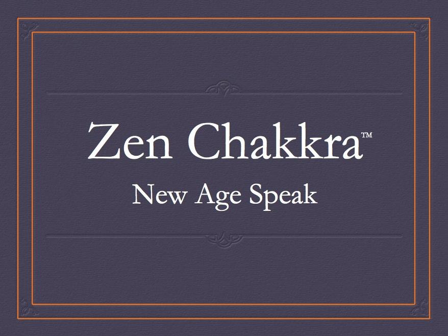 Zen Chakkra