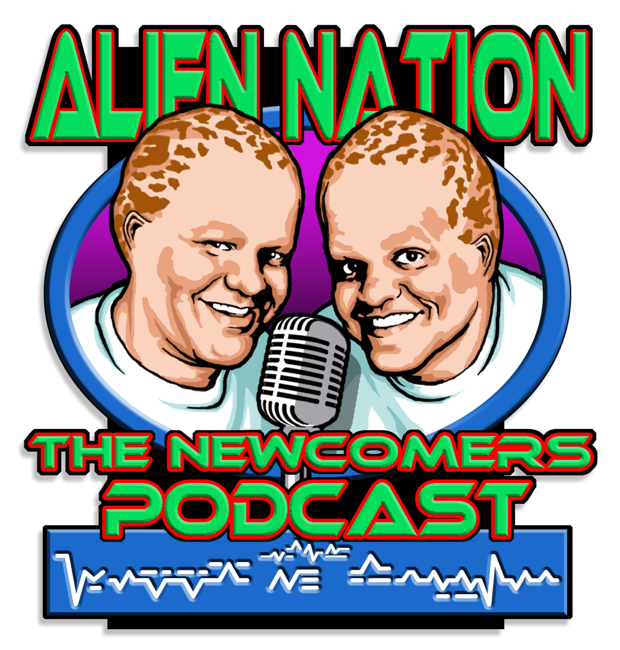 Alien Nation: The Newcomers Podcast