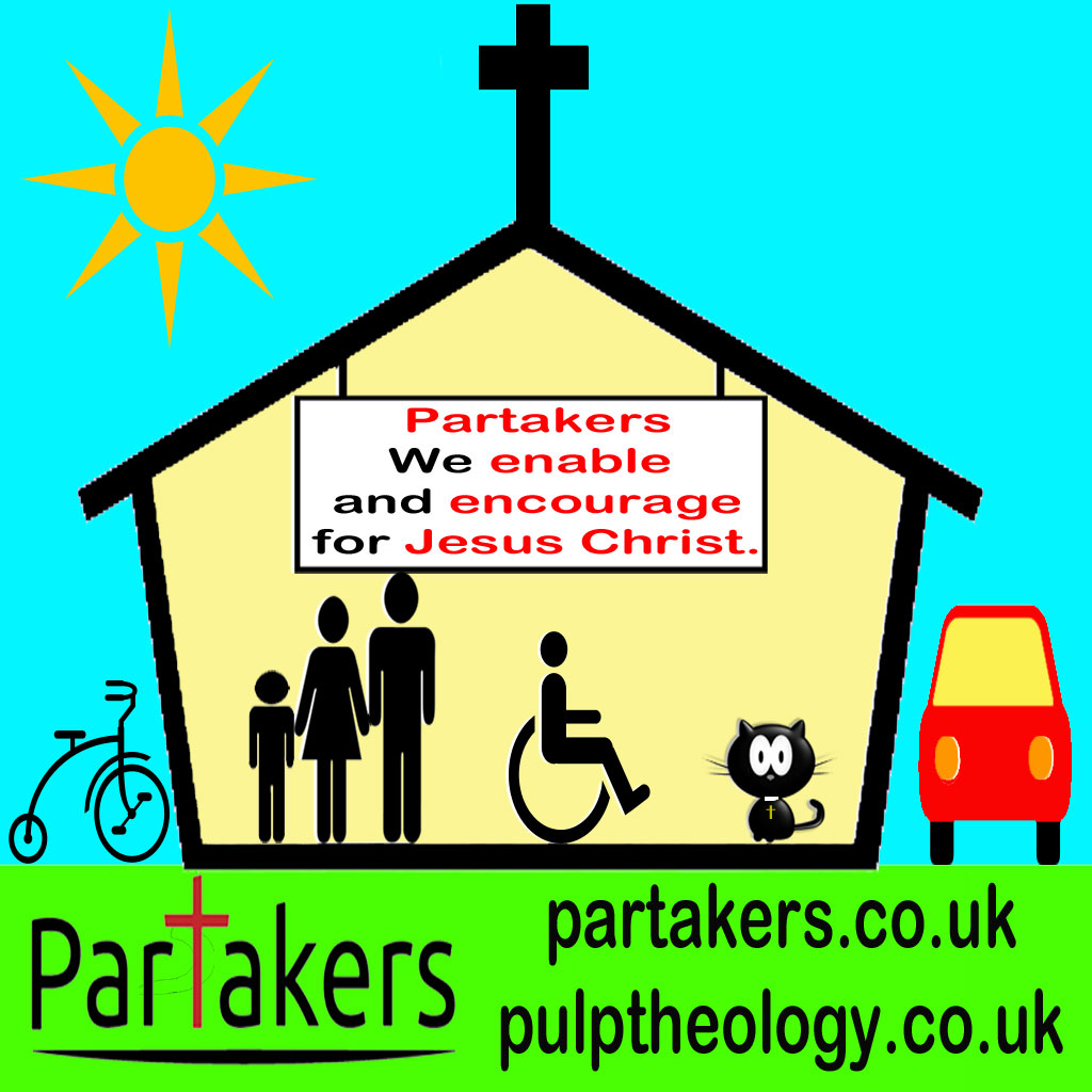 Partakers Christian Podcasts