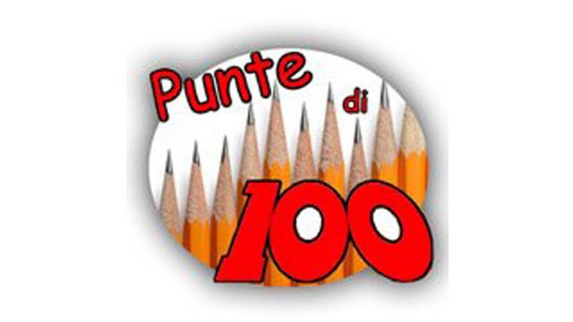 #Puntedi100