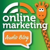 Online Marketing Audio Blog|Digital Marketing