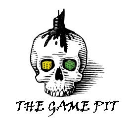 The Game Pit logo