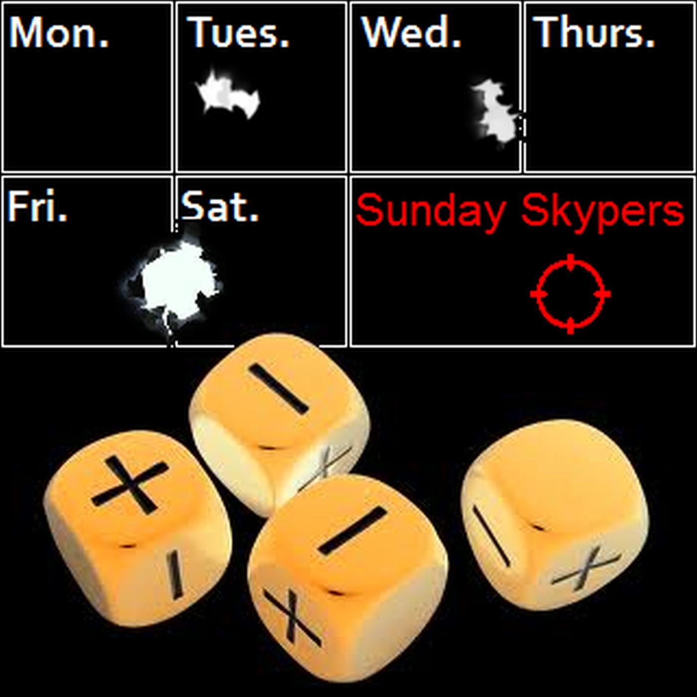 Sunday-Skypers logo