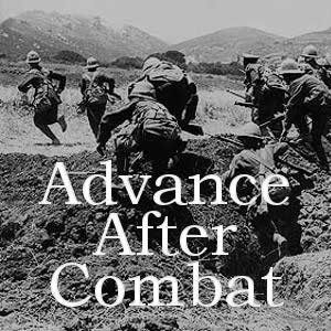 Advance After Combat logo