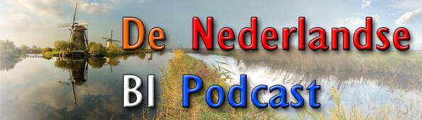 De Nederlandse BI Podcast!