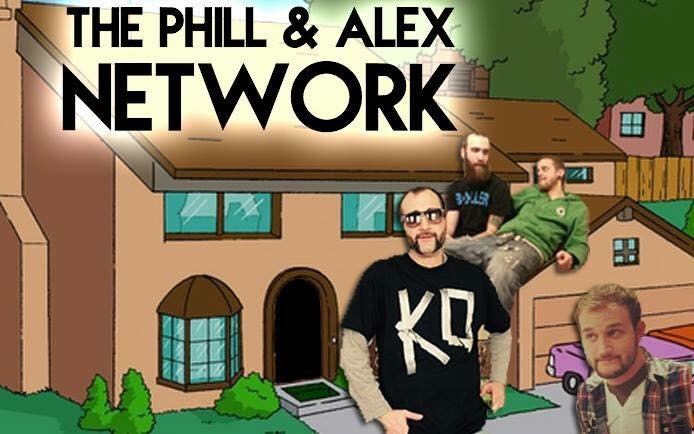 The Phill and Alex Show Network