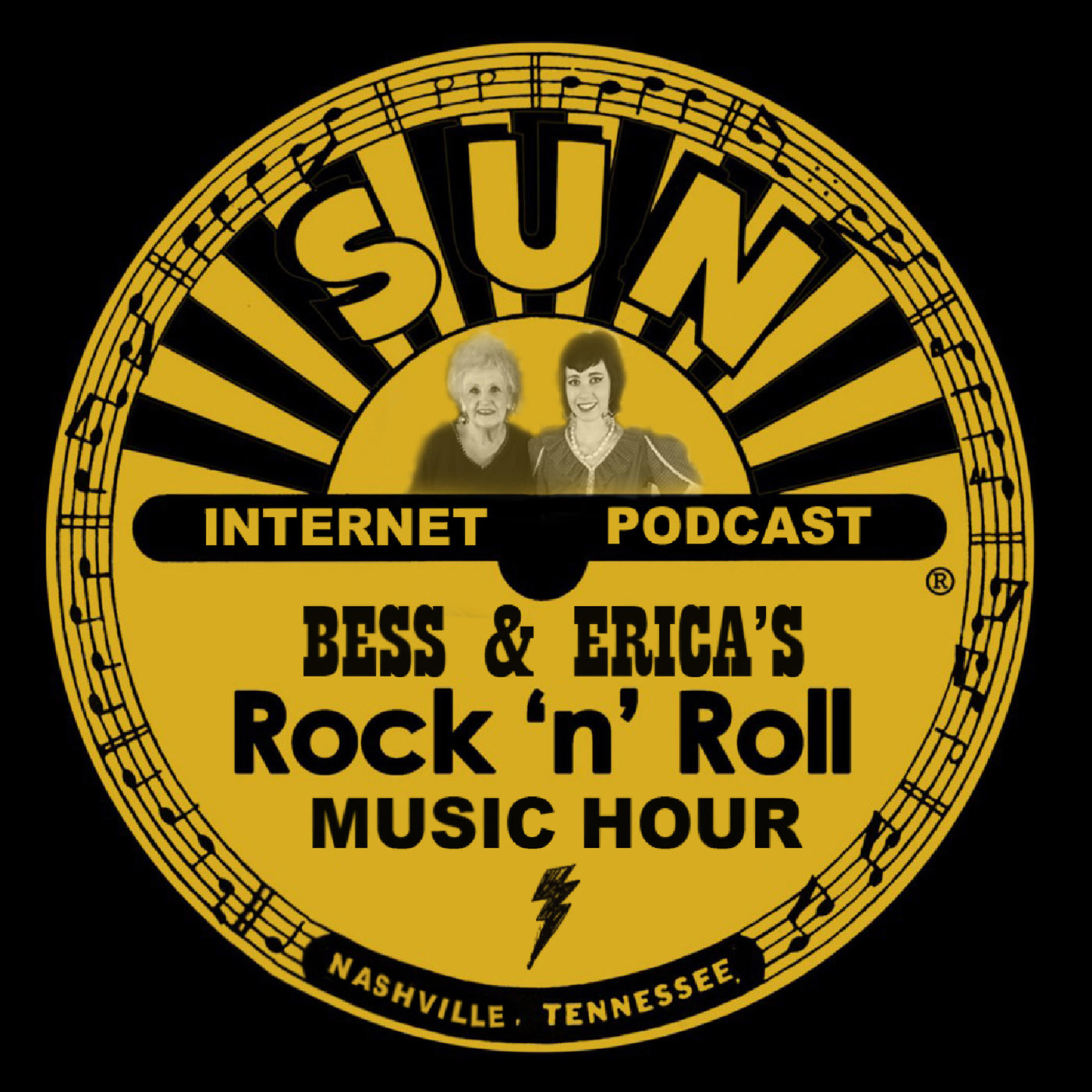 Bess & Erica's Rock 'N' Roll Music Hour