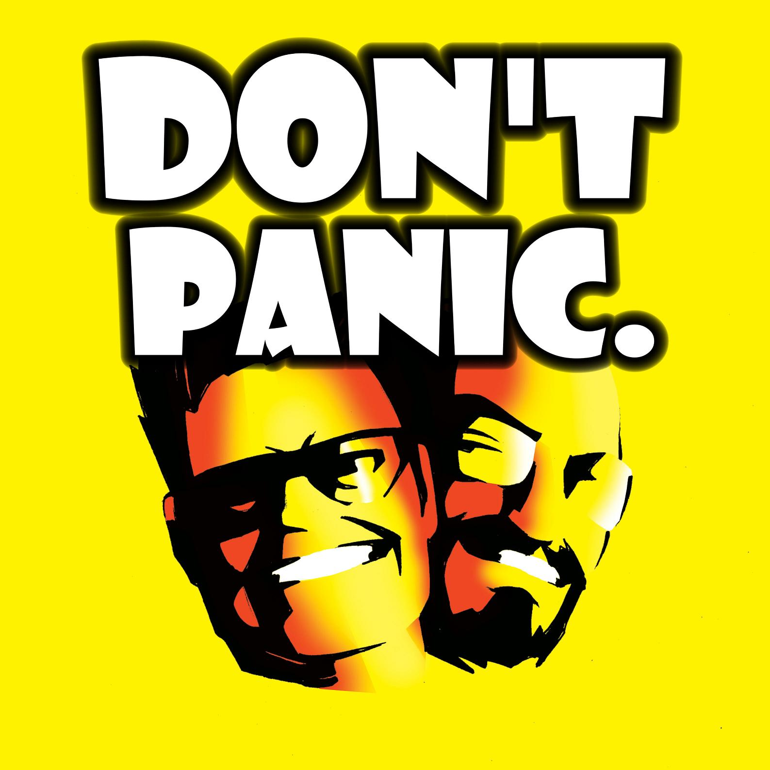 Don't Panic Podcasting