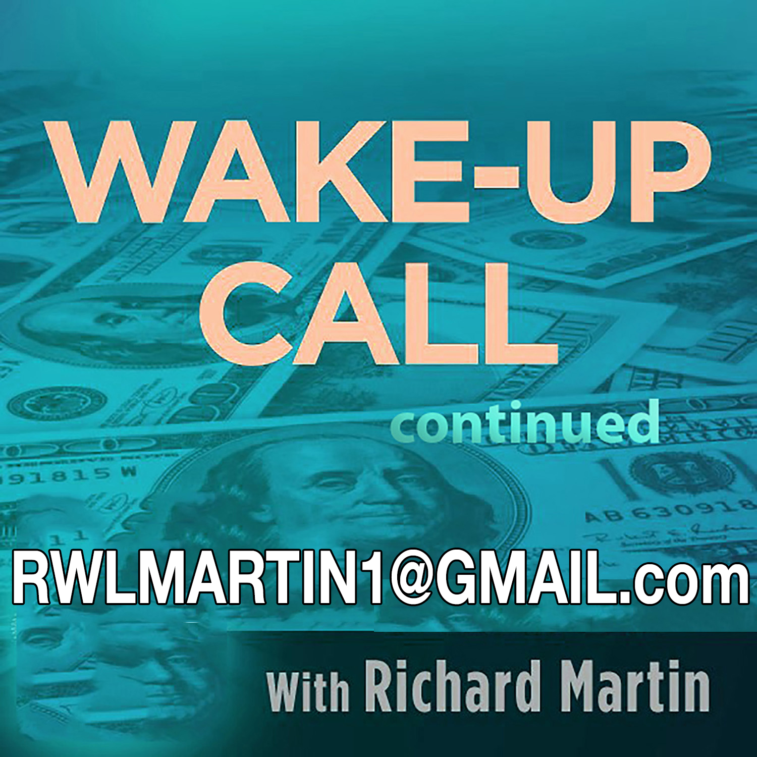 Richard Martins   Wake Up Call