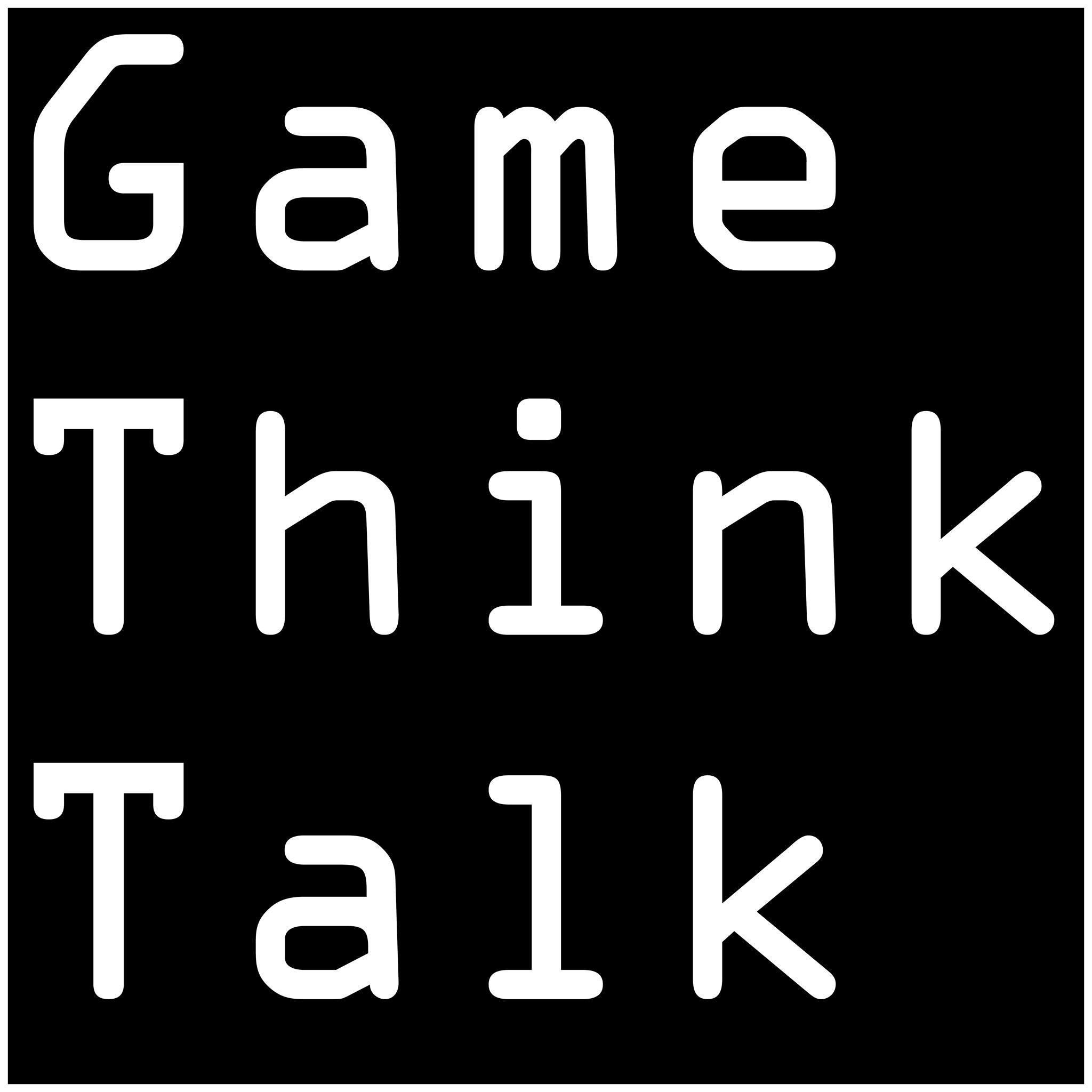 GameThinkTalk