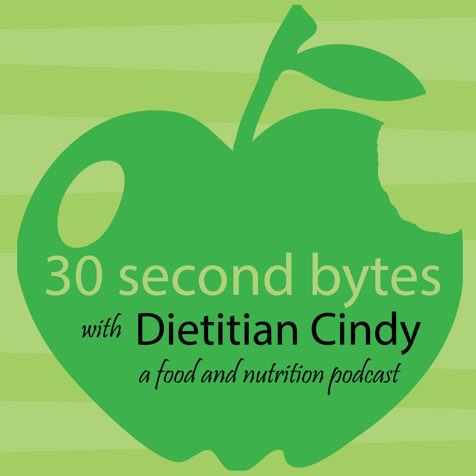 30 Second Bytes with Dietitian Cindy