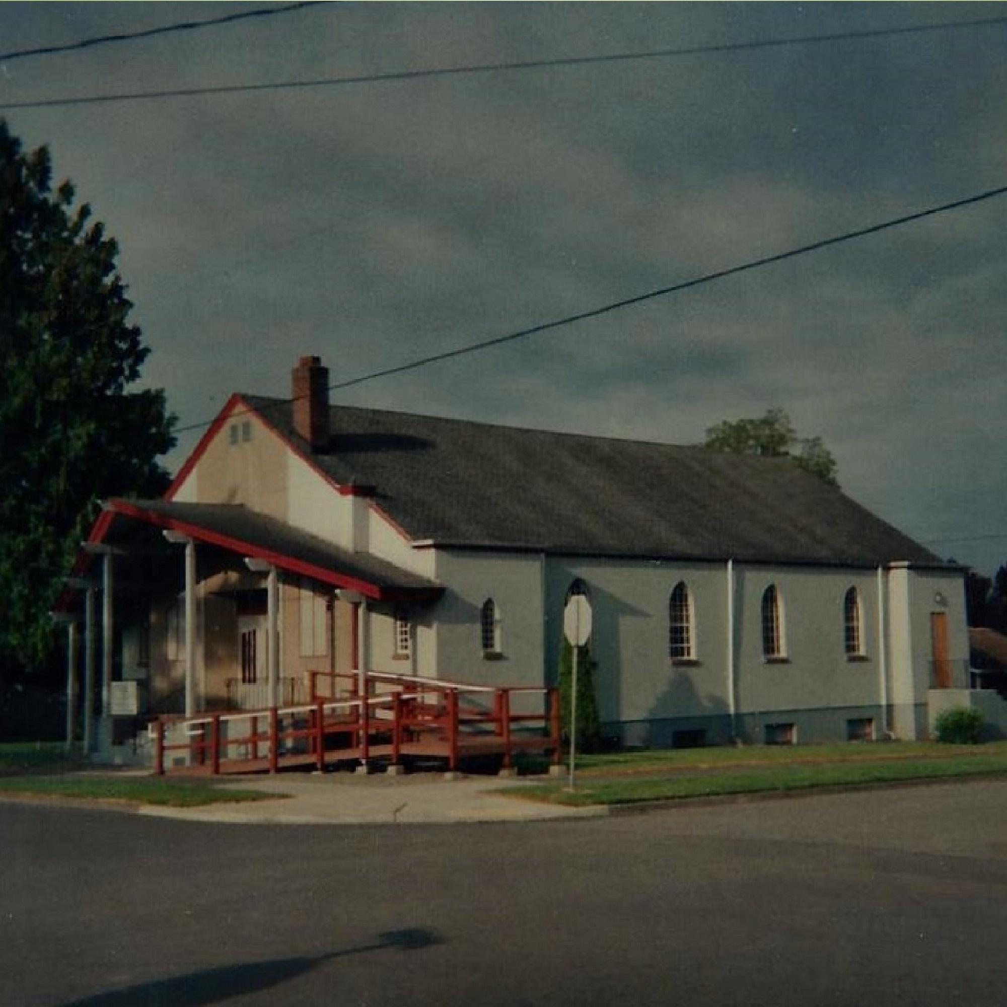 Mount Vernon WA Church of Christ Sermon Podcast