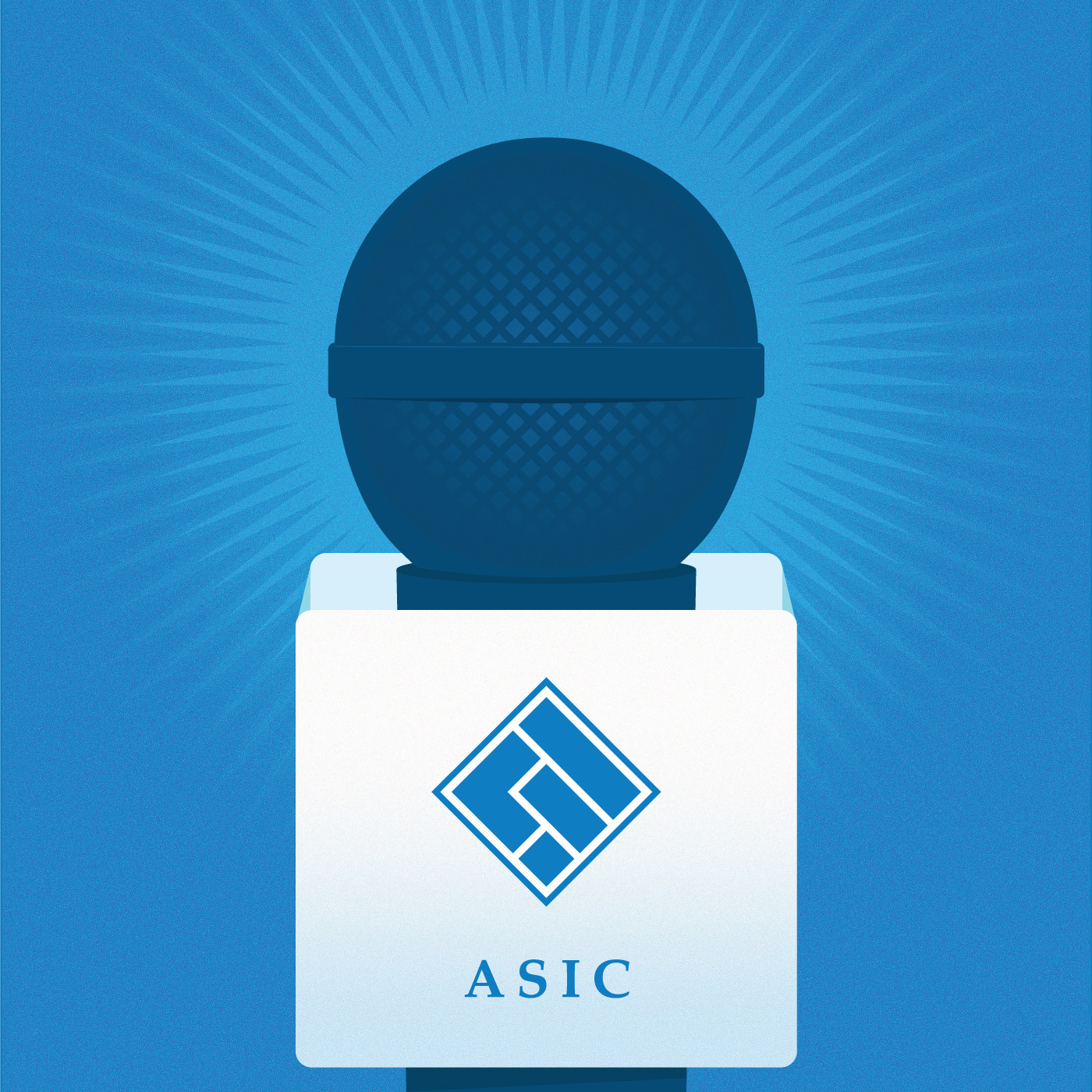 Asic Logo Special Podcast