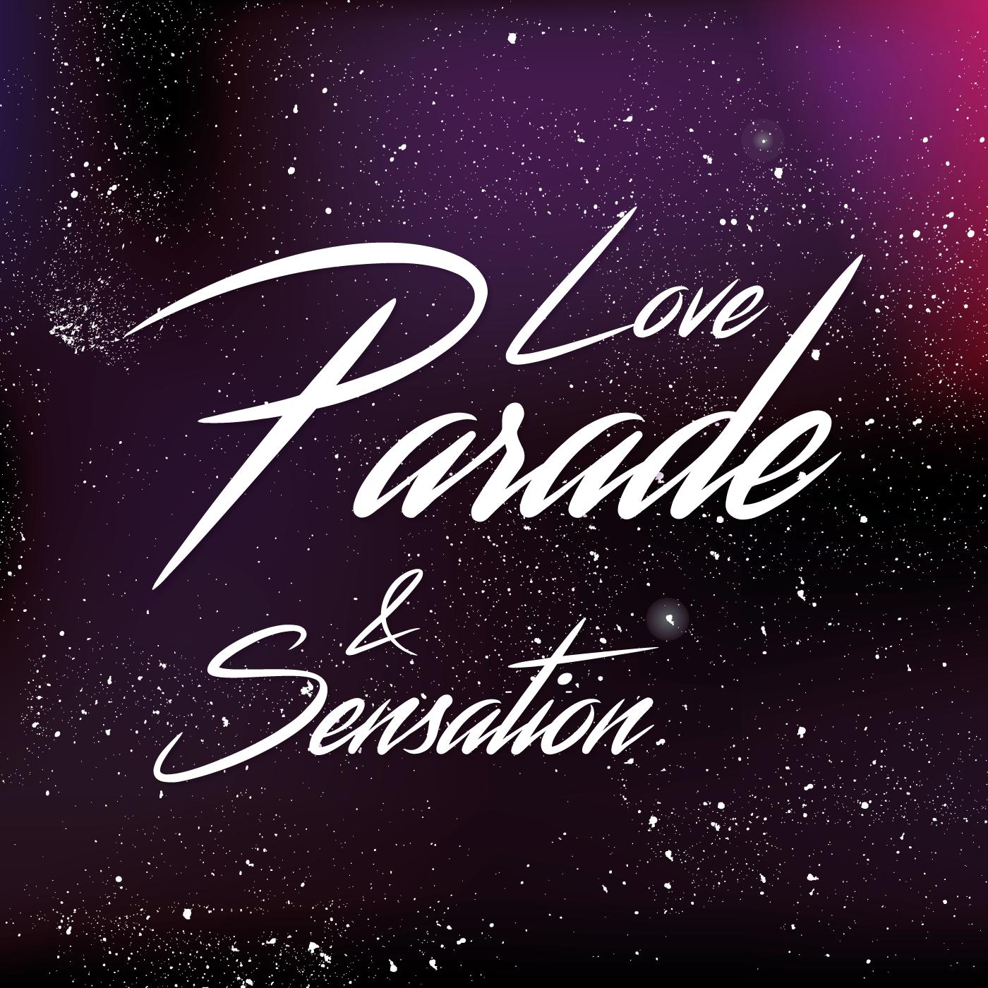 Love Parade & Sensation